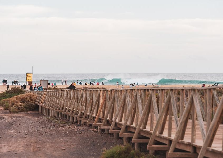 Surfcamp Fuerteventura La Pared Jandia