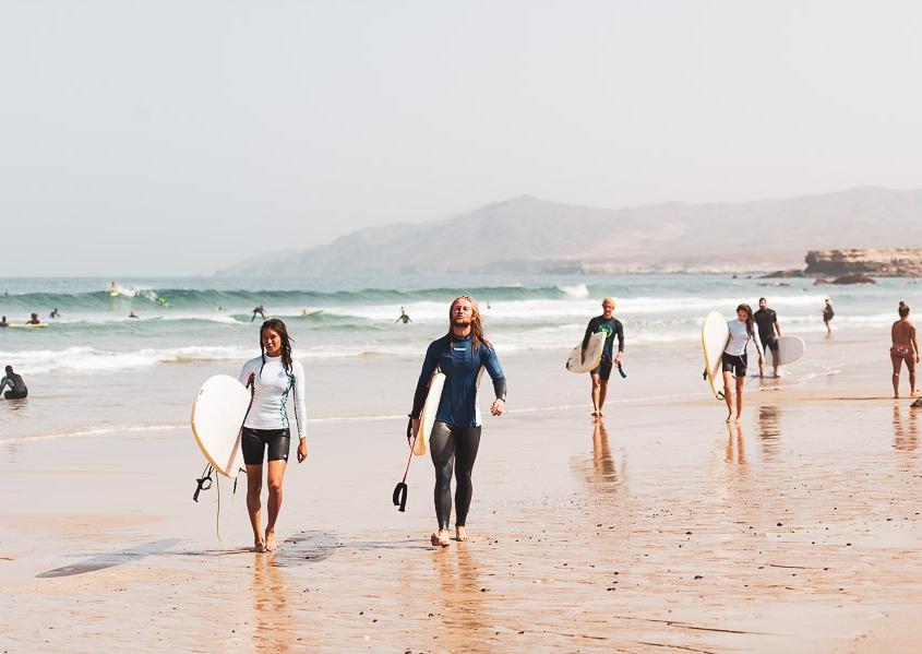 Surfcamp Fuerteventura